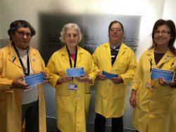 imagem do post do No Dia Mundial do Doente o Hospital criou espaços mais humanizados